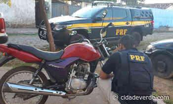 Mulher é presa por receptação de moto roubada no Piauí - Piripiri - Cidadeverde.com
