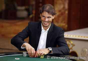 Rafael Nadal's Life Came Full Circle When He Beat His Childhood Idol, Ronaldo, at Poker - Sportscasting