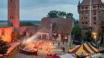 Feuertanz: Film und Fotos statt live - Nordbayern.de