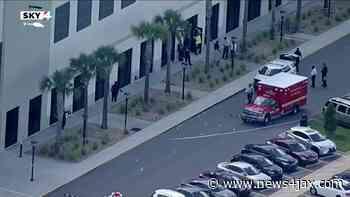 1 killed, 2 injured in shooting outside Amazon warehouse in Jacksonville - WJXT News4JAX