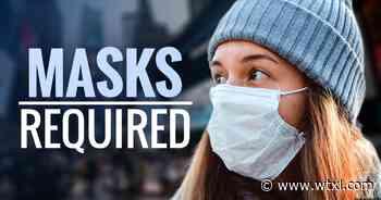 Jacksonville to adopt mandatory mask requirement on Monday - WTXL ABC 27