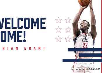 Wizards add Jerian Grant