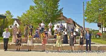 Sie machten ihren Abschluss an der Gemeinschaftsschule Freisen - Saarbrücker Zeitung
