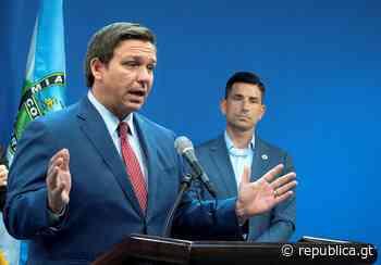 En Florida firman una ley para revisar el estado migratorio de trabajadores - republica.gt