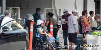 Florida registra 8942 casos de COVID-19 en un día - El Nuevo Dia.com