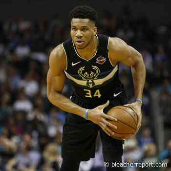 Bucks' Giannis: 2020 NBA Title the 'Toughest Championship You Could Ever Win'