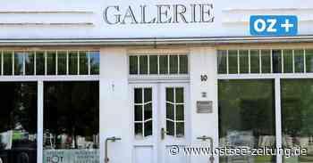 """Schwarz-Weißes in der Galerie """"Atelier Rotklee"""" in Putbus - Ostsee Zeitung"""