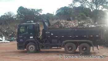 120 toneladas de lixo são retirados de Sobradinho II - JBr. - Jornal de Brasília