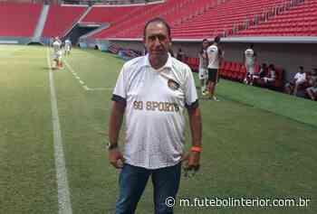 No Sobradinho, Luis dos Reis aguarda realização teste Covid-19 - Futebolinterior
