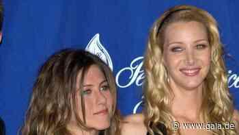 Lisa Kudrow und Jennifer Aniston: Keine Phoebe und Rachel bei der Reunion? - Gala.de