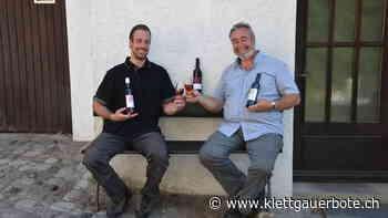 Zwei Männer und ihre 24 Weine - http://www.klettgauerbote.ch/