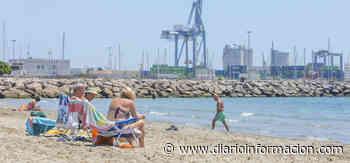 """""""Banderas negras"""" de Ecologistas en Acción para las playas de San Gabriel en Alicante y Babilonia en Guardamar - Información"""