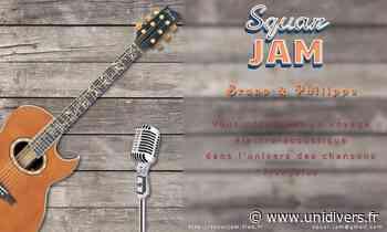 Squar Jam aux Jardins de l'Uzine samedi 4 juillet 2020 - Unidivers