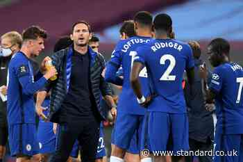 Chelsea get a reality check as West Ham expose Frank Lampard's inconsistent squad