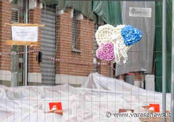 Tre cuori di fiori ad una settimana dalla tragedia, ad Albizzate il vero senso di una comunità - Varesenews