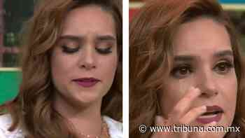 """""""Era payasita"""": Tania Rincón revela en 'Hoy' lo duró que fue llegar a la televisión - TRIBUNA"""