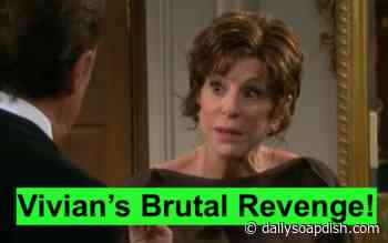 NBC 'Days of Our Lives' Spoilers: Vivian Alamain (Louise Sorel) Exacts Brutal Revenge On Lani At Her Wedding With Eli! - Daily Soap Dish
