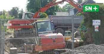 Tulpenweg in Stadthagen: Erschließung des Baugebiets hat begonnen - Schaumburger Nachrichten