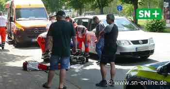 Fußgängerin auf Jahnstraße in Stadthagen angefahren - Schaumburger Nachrichten
