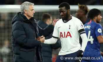 Jose Mourinho backs Tanguy Ndombele to save Tottenham career beginning with Sheffield United clash