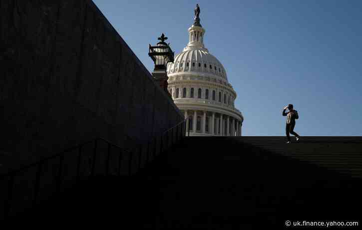 U.S. House passes bill to sanction Chinese banks over Hong Kong