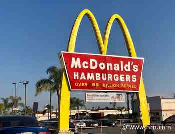 McDonald's halts dining room reopenings ahead of July 4 holiday