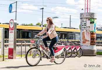 """""""Next Bikes"""" sind in Bruchsal nach Corona-Schließung wieder gefragt - BNN - Badische Neueste Nachrichten"""