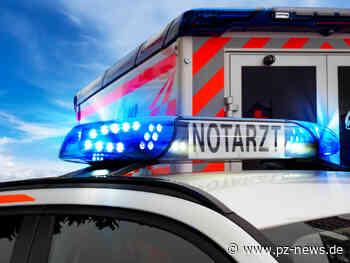 In Gegenverkehr geraten: 57-Jährige wird bei Frontalzusammenstoß bei Bruchsal schwer verletzt - Region - Pforzheimer Zeitung