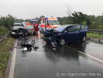 Verkehrsunfall auf der B35a bei Bruchsal – Hügelhelden.de - Hügelhelden.de