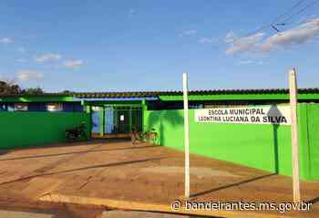 Prefeitura de Bandeirantes prorroga retorno das aulas para 31 de julho - Bandeirantes – MS