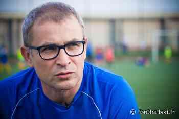 On a discuté avec Piotr Wojtyna, éducateur polonais de la JS Suresnes – Partie 1 - Footballski - le football de l'est