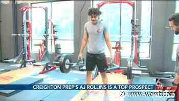 Creighton Prep's AJ Rollins is a Top Recruit - WOWT