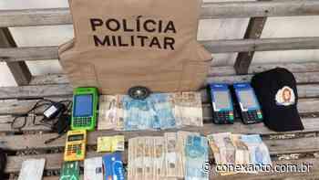 Dois homens são presos pela Polícia Militar suspeitos de estelionato em Gurupi - Conexão Tocantins