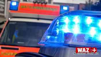 Lennestadt: Schwer verletzter Motorradfahrer in Meggen - Westdeutsche Allgemeine Zeitung