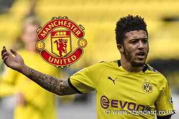 Transfer news LIVE: Sancho Man Utd update; Aubameyang contract and Depay, Partey to Arsenal; Gomes to Chelsea?