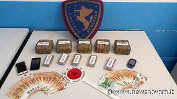 Viaggiavano tra Galliate e Novara con 3 kg di fumo, arrestati dalla Stradale - NewsNovara.it