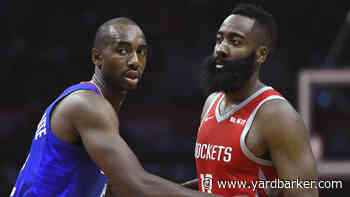 Luc Mbah a Moute will reportedly sign with Rockets
