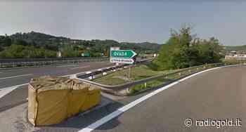 A26: chiuso di notte fino a sabato il tratto tra Ovada e l'intersezione con A10 - Radiogold