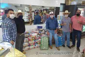 Campanha 'Amigos do Bem Capivari' arrecada 80 cestas básicas - Jornal O Semanário