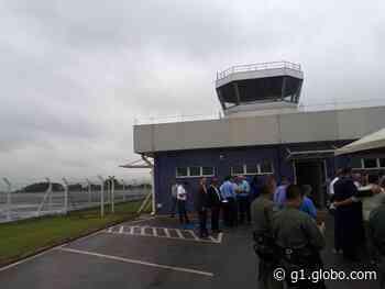 Torre de Controle do aeroporto de Sorocaba entra em operação - G1