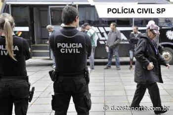 Polícia Civil de Sorocaba prende autores de homicídio em Bertioga - Jornal Costa Norte - Desktop