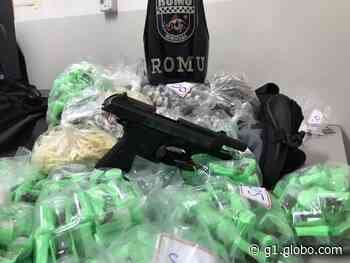 Suspeitos de chefiar tráfico de drogas são presos em Sorocaba - G1