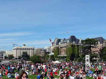 Victoria mayor talks virtual Canada Day, impact of pandemic on British Columbia's capital - knkx.org