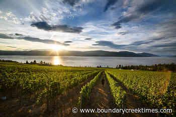 From Valleys to Vineyards: British Columbia's Bountiful Playground - Boundary Creek Times