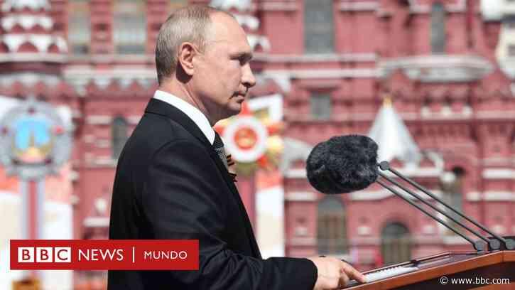Referéndum en Rusia: resultados parciales dan abrumadora victoria a Putin y podrá buscar gobernar hasta 2036 - BBC News Mundo