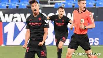 Óliver Torres encaminó la victoria de Sevilla FC - El Intra Sports