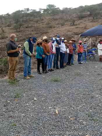Inauguran obras de bordería en Victoria - Noticias Gobierno del Estado de Guanajuato