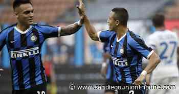Con gol y dos asistencias, Alexis lidera victoria del Inter - San Diego Union-Tribune en Español