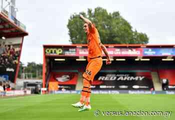 Golazo de Miguel Almirón en una brillante victoria del Newcastle - Versus