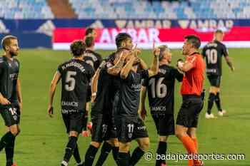 El pacense Javi Galán da la victoria al SD Huesca en el minuto 95 - Badajoz Deportes
